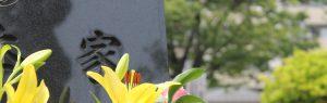 お墓の改葬手続き代行